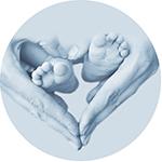 Luier geboortekaartje sticker4