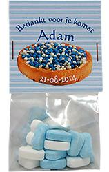 Geboortbedankje Blokzakje adam_gr